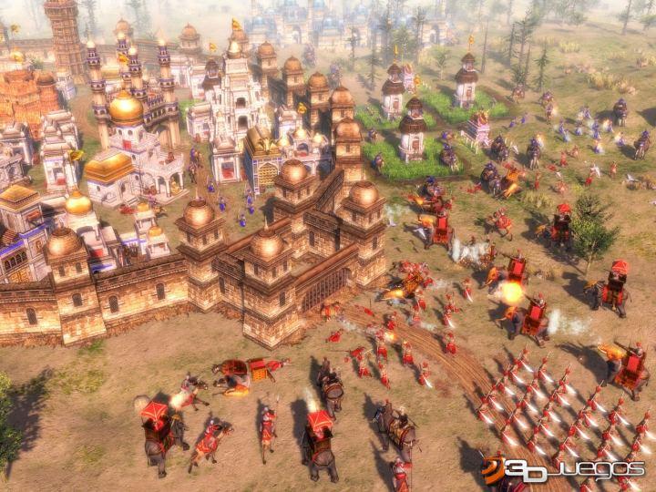 Age Of Empires 4 Completo En Espanol