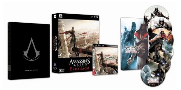 Assassin&#39;s Creed: Ezio Saga