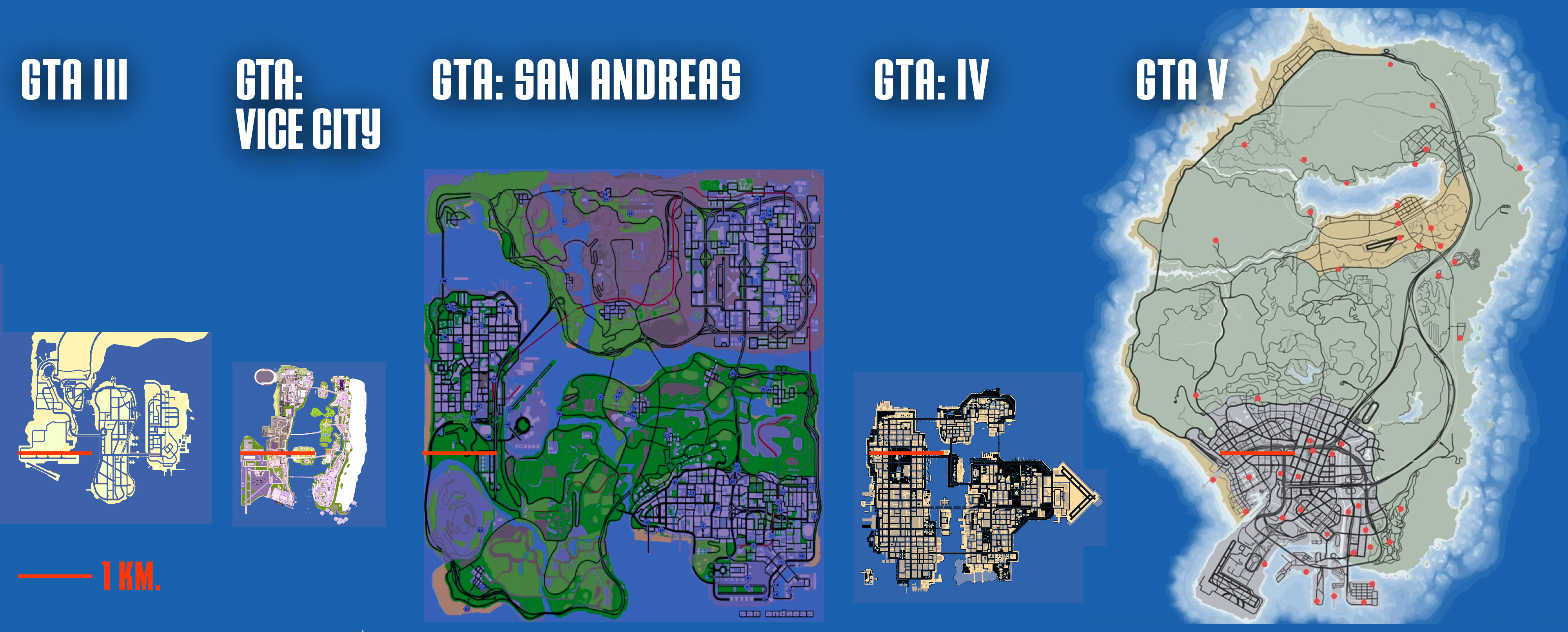 san andreas map size with Ayuntamiento 20gta 20v 20mapa on File HIGH RES GTA 3 GHOST TOWN as well 26898 Hd Dorogi V20 Final also File V tbd 1920x1080 besides File Taxi GTA4 Declasse Rear as well Watch.