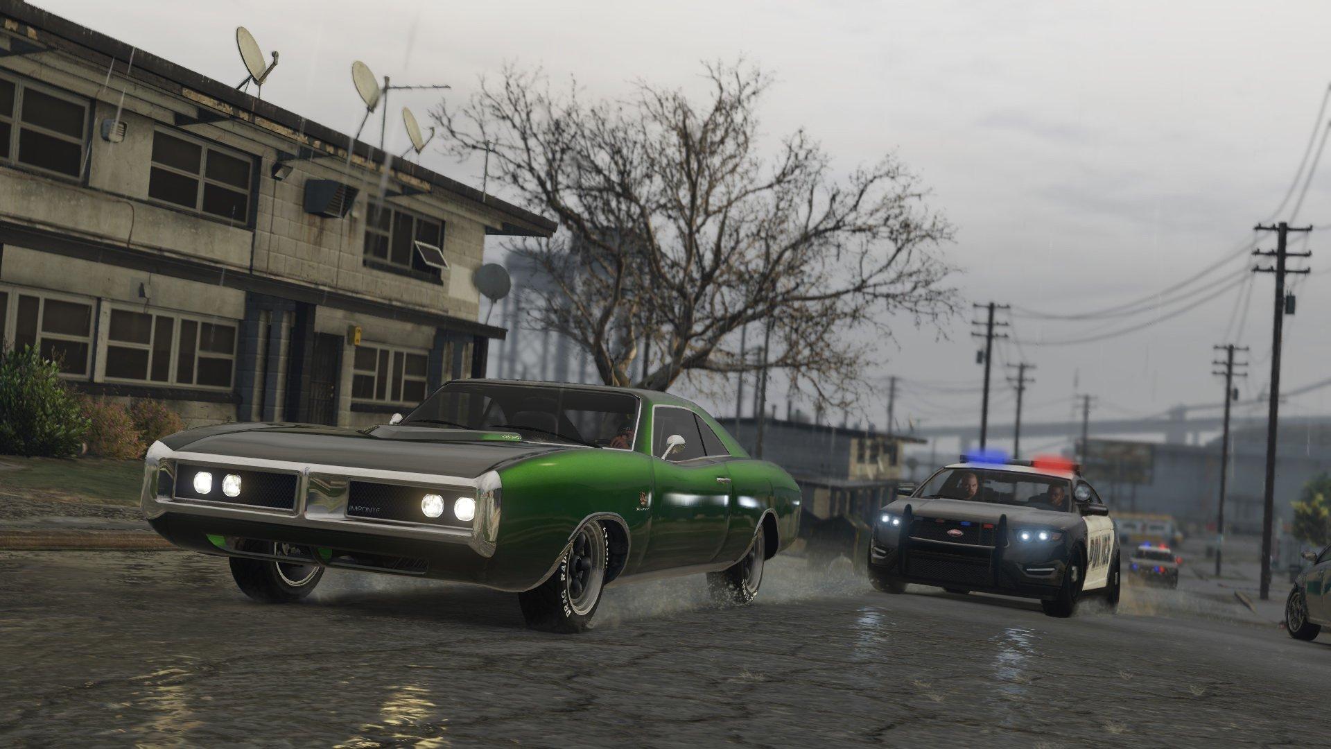 GTA V - 10 razones para redescubrir Los Santos