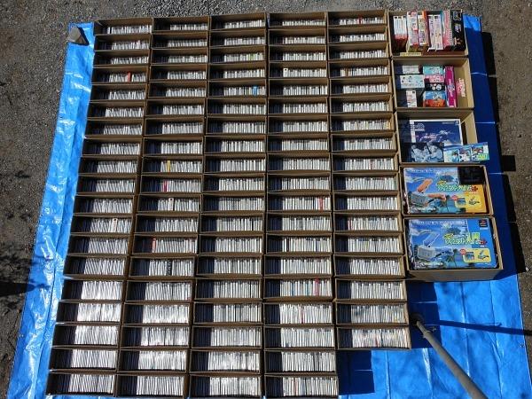 La colección definitiva de PSX a la venta: todos los juegos japoneses por 23.000 euros Playstation-3242701