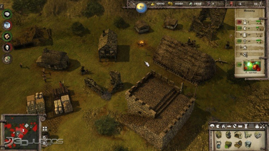 Imagenes Stronghold 3 Gold Edition PC