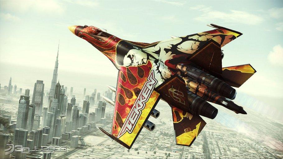 Imagenes Ace Combat Assault Horizon Enhanced Edition PC