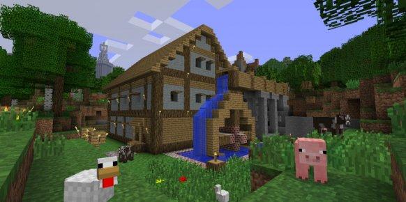Minecraft estrenará su versión 1.3 para PC el 1 de agosto