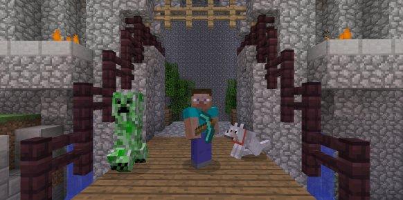 Minecraft para PS4 y PSVita se lanzará entre el segundo y tercer trimestre del año Minecraft-2516885