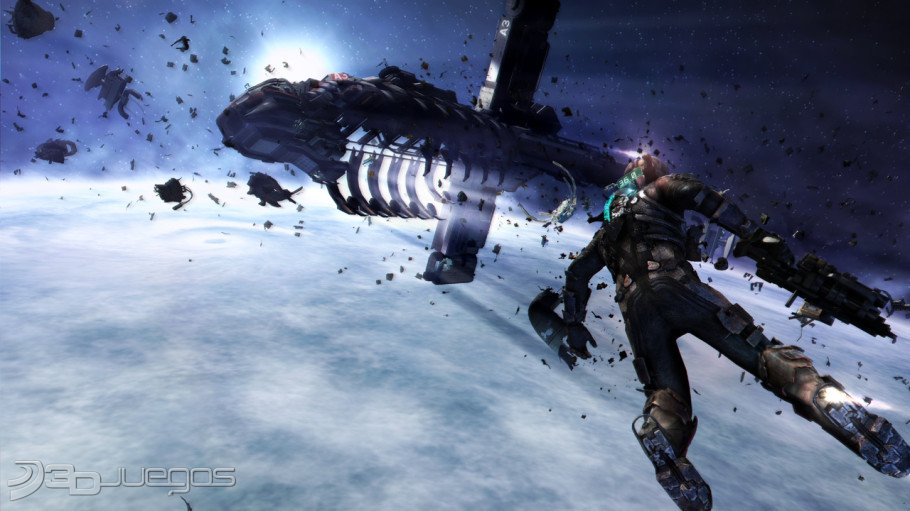 Imagenes Dead Space 3 XBOX 360