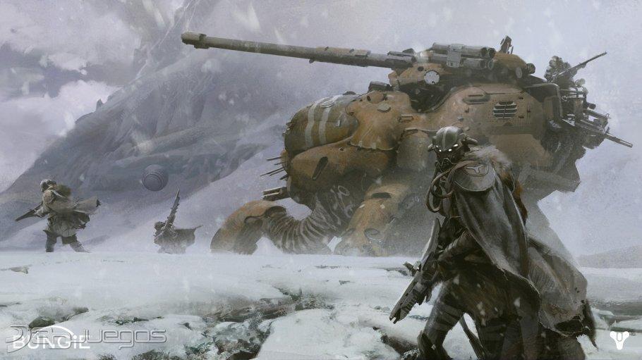 [Aporte] Destiny- Avance + Imagenes