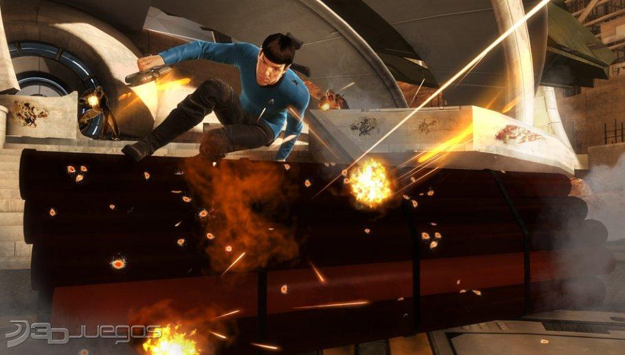 Imagenes Star Trek XBOX 360