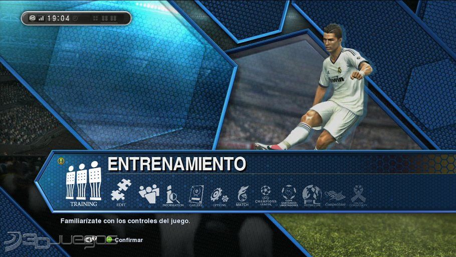 pes 13 2097141 PES 2013: [PS3][CFW 3.55][Full][Español]