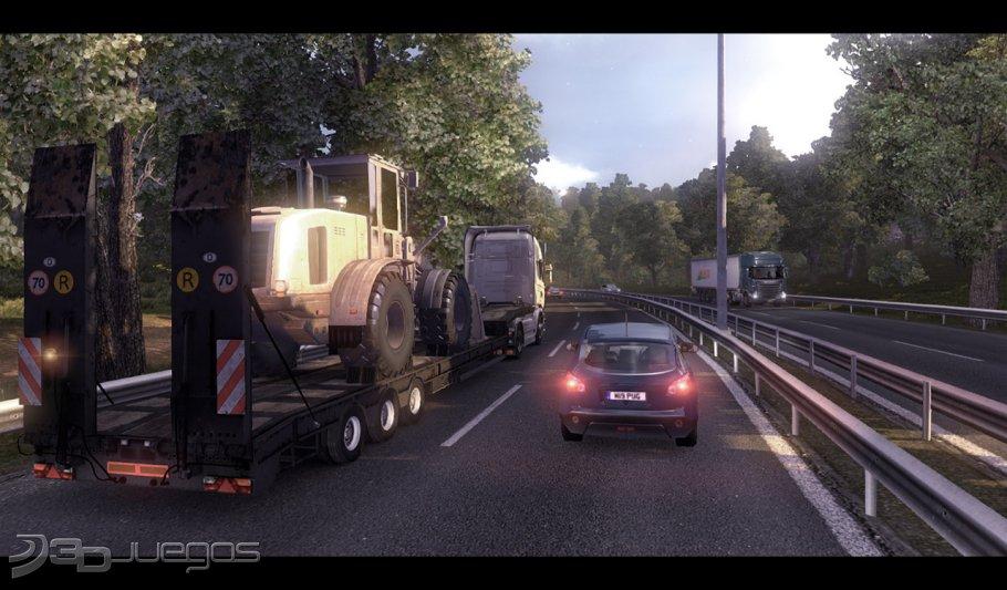 euro truck simulator 2 descargar gratis completo en espanol