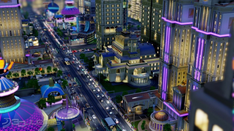 Simcity 5 Espanol Full