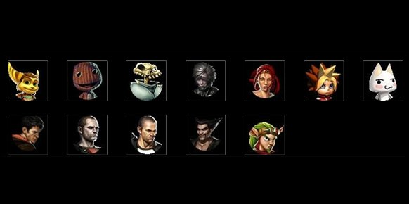 Personajes - PlayStation All-Stars Battle Royale