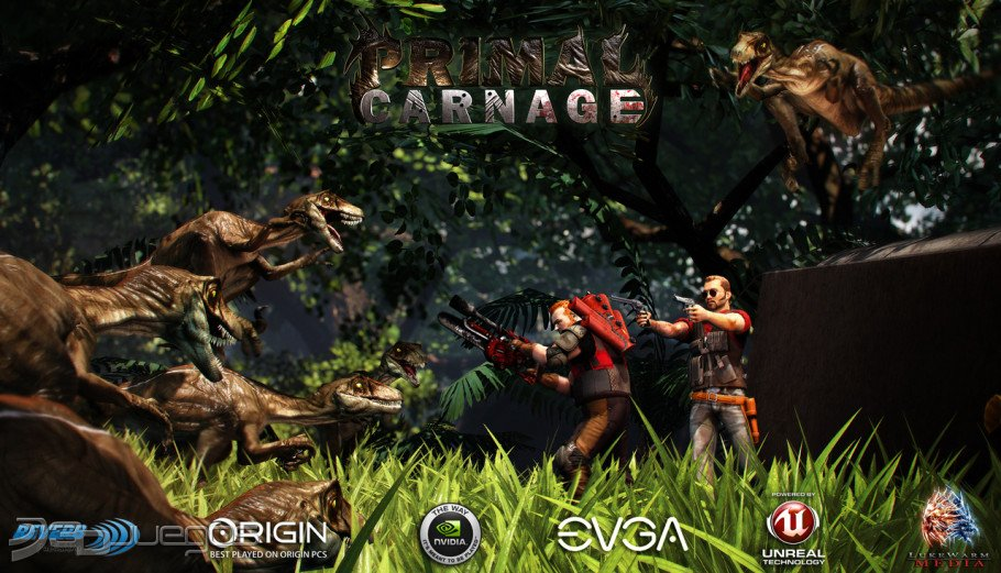 Screens Zimmer 1 angezeig: primal carnage pc download