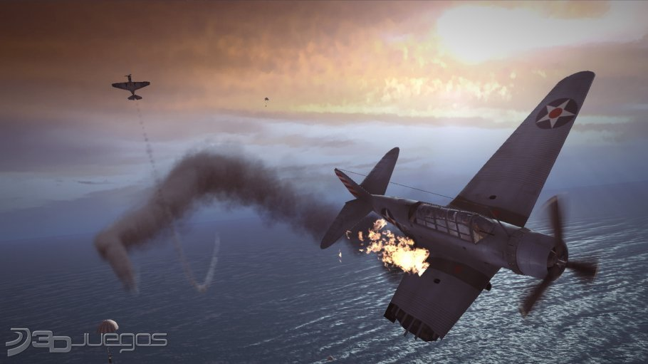 Damage Inc. Pacific Squadron WII