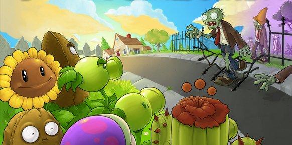 juegos de plants vs zombies 2 para descargar