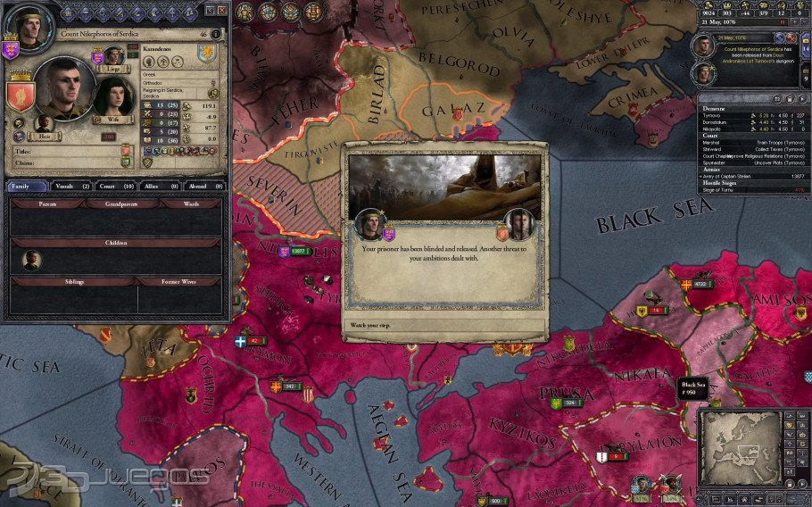 Crusader Kings II - Legacy of Rome