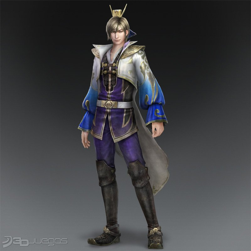 how to change chinese dynasty warriors 9
