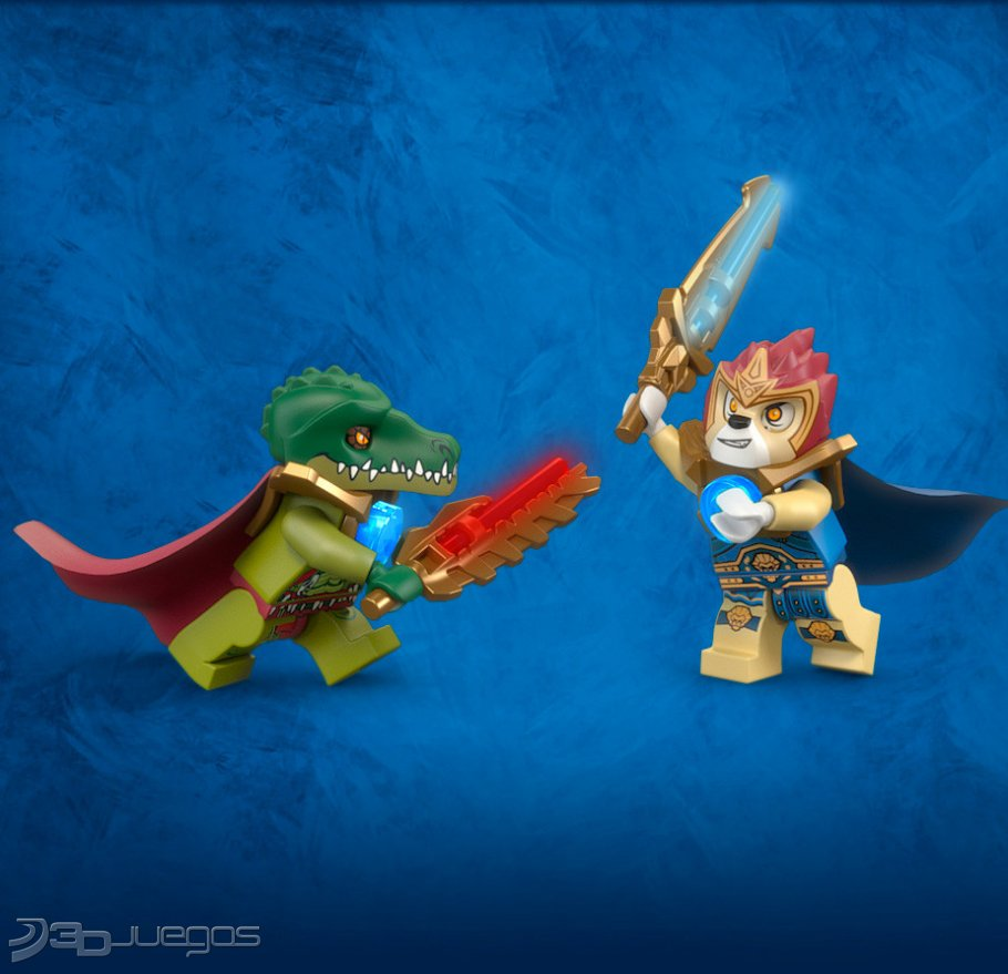 Imagen LEGO Legends of Chima Online PC - 3DJuegos