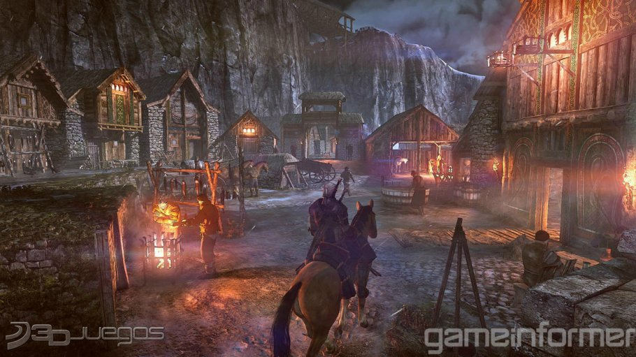 Todo sobre The Witcher 3: Wild Hunt