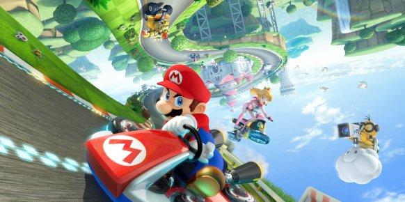 Mario Kart 8 disfrutará de una fuerte campaña publicitaria hasta finales de año Mario_kart_wii_u-2518893