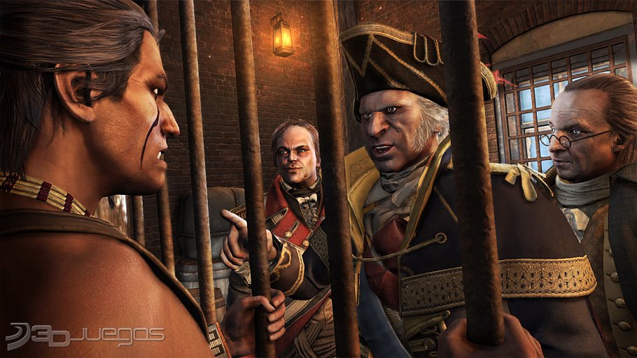 Assassin's Creed 3 - La Tiranía del Rey Washington - Episodio 2: La Traición