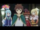 V�deo: KonoSuba - Tr�iler segunda temporada