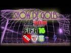 V�deo: Goles en FIFA 16 y PES 2016