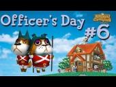 V�deo Animal Crossing - Vamos a celebrar con Animal Crossing Parte 6 - Officer's Day