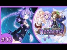 Video: Hyperdimension Neptunia Re;Birth 1 PS Vita - Traducido al Español #02