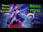 Video: Overwatch Gameplay Español | Let's play Overwatch | Nuevo Heroe - Sombras | DIRECTO #663
