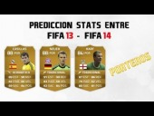 Video FIFA 14 - Fifa 14 - Prediccion Stats & Medias Ultimate Team 14