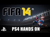 Video FIFA 14 - PS4 at Eurogamer: Fifa 14 PlayStation 4 Gameplay