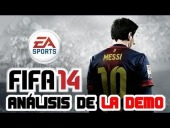 Video FIFA 14 - FIFA14 // An�lisis de la demo // Buenas Sensaciones