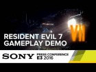 V�deo: Resident Evil 7 Gameplay Demo - E3 2016 Sony Press Conference
