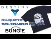 Video Destiny - DESTINY | PACK SOLIDARIO DE BUNGIE PARA NEPAL + CAMISETA, SHADER Y EMBLEMA EXCLUSIVOS | GoTiK
