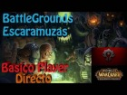 V�deo: WORLD OF WARCRAFT GAMEPLAY ESPA�OL | PC MAC HD | LET'S PLAY WORLD OF WARCRAFT | DIRECTO #313