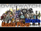 V�deo: OVERWATCH GAMEPLAY ESPA�OL | PC XONE PS4 HD | LET'S PLAY OVERWATCH | DIRECTO #344