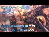 Video Destiny - Destiny - Walkthrough #2- La Tierra - Campa�a Coop - Dif�cil- Espa�ol-  Gu�a 100% - Coleccionables