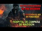 V�deo: Un d�a cualquiera en The Division - Hospital de campa�a de Madison (Probando el set de FireCrest)