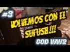 Video: VOLVEMOS AL SUFUSILITO!!! BETA CERRADA COD WW2 | GAMEPLAY EN ESPAÑOL