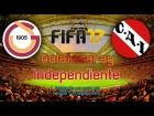 Video: FIFA 17 (Temporadas): Galatasaray - Independiente
