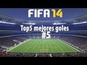 V�deo FIFA 14 - FIFA14 | Top 5 con los mejores goles #5