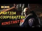 Video: RAIDERS OF THE BROKEN PLANET BETA | PARTIDA COOPERATIVA CON KONSTANTIN