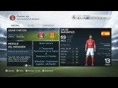 Video FIFA 14 - Fifa 14 - Nacimiento de un Figura & Resumen Debut