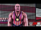 Video: WWE 2K18 EXCLUSIVE! Kurt Angle ECW 2006 Official Entrance! (Elimination Chamber Entrance) - PS4