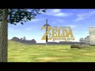 V�deo: Zelda: Breath of the Wild Trailer in Ocarina of Time