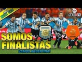 Video FIFA 14 - FIFA14 | Argentina Vs Holanda Penales World Cup 2014 | Tributo Relatos de Pablo Giralt + FIFA14