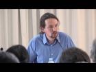 Video: Pablo Iglesias en el Consejo Ciudadano Estatal. 18 de Febrero de 2017