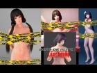 V�deo: Naotora Ii Dead or Alive 5 Last Round PS4 - Gameplay