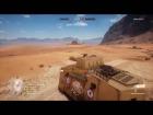 V�deo: Battlefield 1 beta tanque